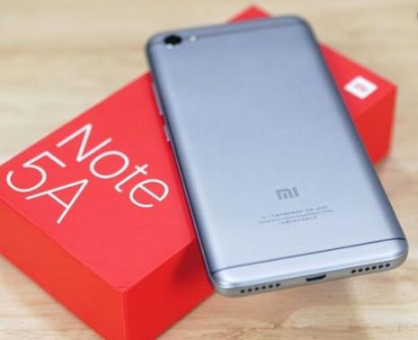 Xiomi Note 5a