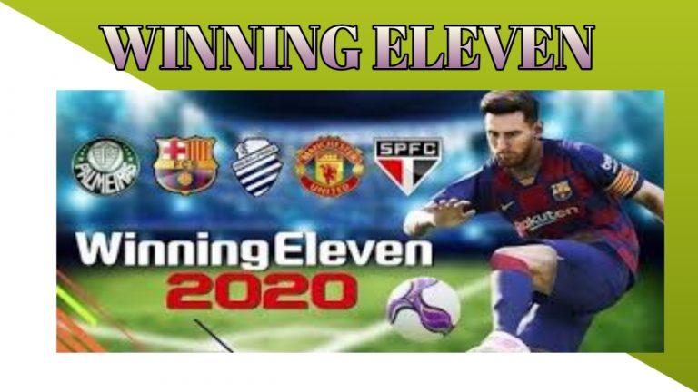 Winning Eleven 2020 - Faristekno.com
