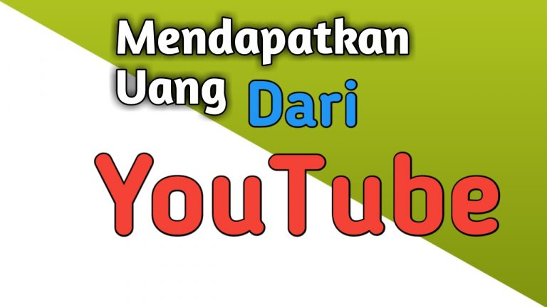 Cara Mendapatkan Uang Dari Youtube 2021 Selain Adsense
