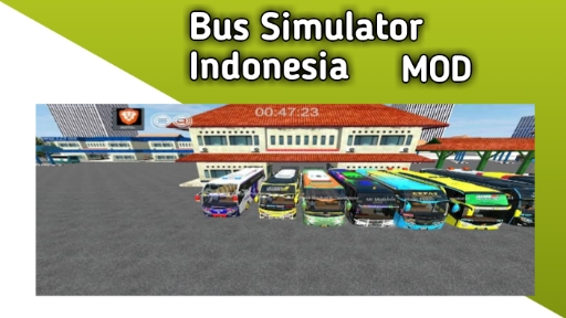 Download Bus Simulator Indonesia Mod Apk Terbaru