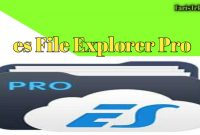 Download ES File Explorer Pro Apk