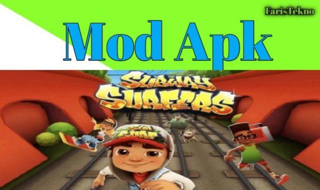 Download Subway Surf Mod Apk