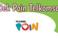Cara Cek Poin Telkomsel