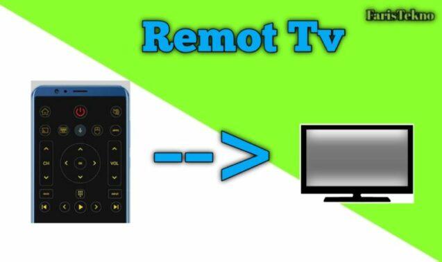 Cara Menjadikan Hp Sebagai Remote Tv Tanpa Infrared dan Cek Infrared Android