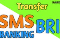 cara transfer sms bangking