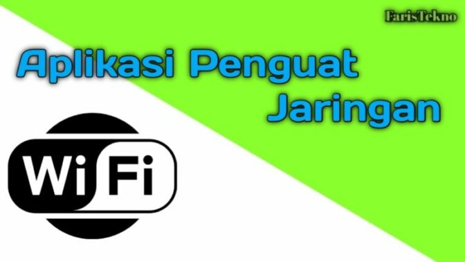 Aplikasi Penangkap Sinyal Wifi Jarak Jauh