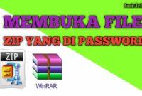 Cara Membuka File ZIP Yang di Pasword di Android ( faristekno.com)
