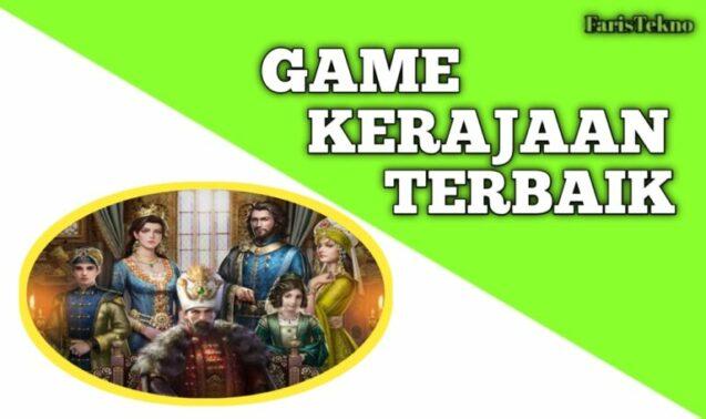 Game Android Bertema Kerajaan